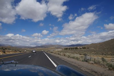 Reno to Lemmon Valley -typical desert countryside