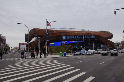 Barclay Center Brooklyn
