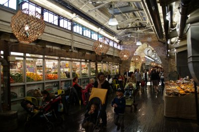 Chelsea Markets in Meatpacking District