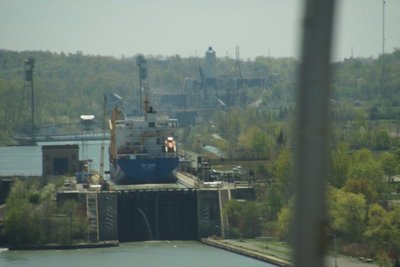 Welland Canal Lake Ontario
