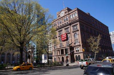 East Village school