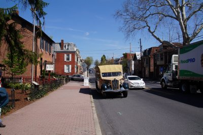 Gettysburg - Main Street