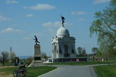Gettysburg Battlefield Pennsylvania Memorial