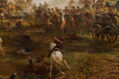 gettysburg was the turning point in the american civil war The question is, was gettysburg a turning point in the civil war it began as a skirmish, and then turned into a vicious three day fight the last charge by the confederates was a desperate all out attack on the union troops on the third day of battle later known as picket's charge by 12,000 men.