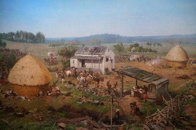 Gettysburg Cyclorama scene