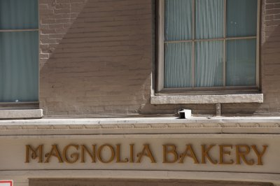 Magnolia Bakery - features in Sex in the City