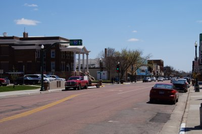 Main Street, Mitchell, South Dakota