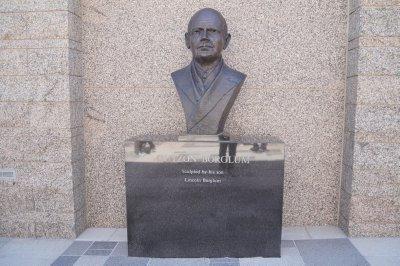 Mt Rushmore National Memorial  - Gutzon Borglum - the sculptor