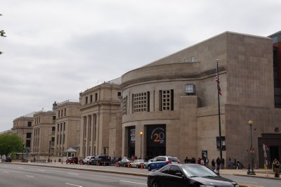 National Holocaust Museum Building