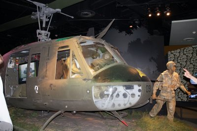 National Museum of American History - America at War