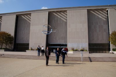 National Museum of American History - Madison Avenue Entrance