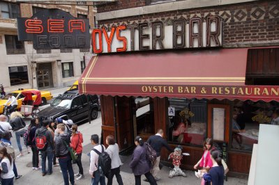 Oyster Bar on Fifth Avenue