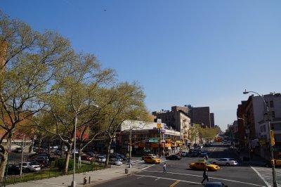 Street scene Harlem