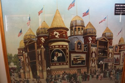 The Second Corn Palace, Mitchell
