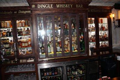 The Whisky Bar at Fraunces Tavern