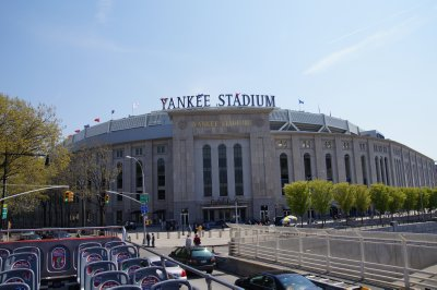 Yankee Stadium, The Bronx