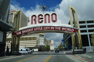 RENO- The Biggest Little City in the World