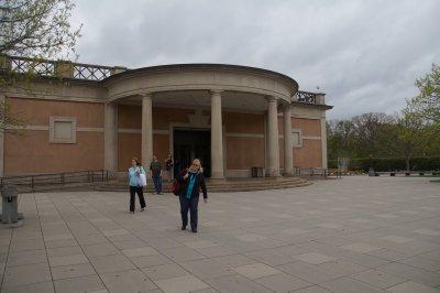 Entrance to Arlington Cemetery