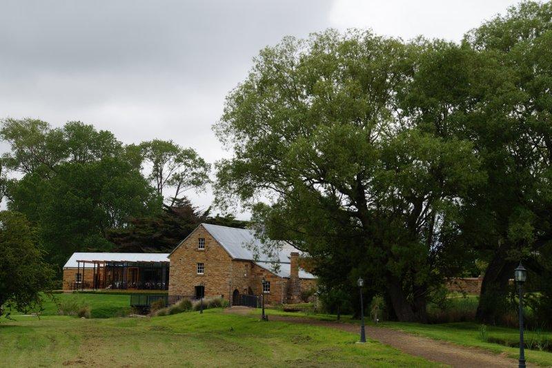 Nant Distillery - property settled 1821