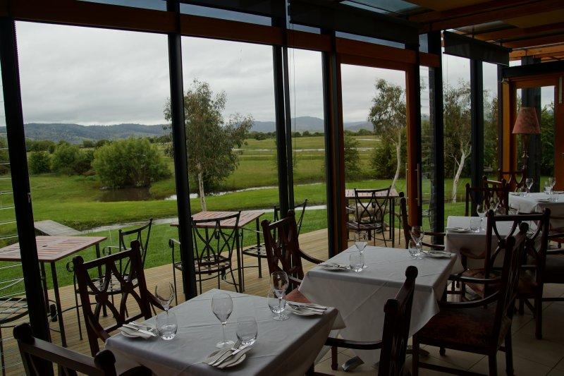 Nant Distillery restaurant - property settled 1821