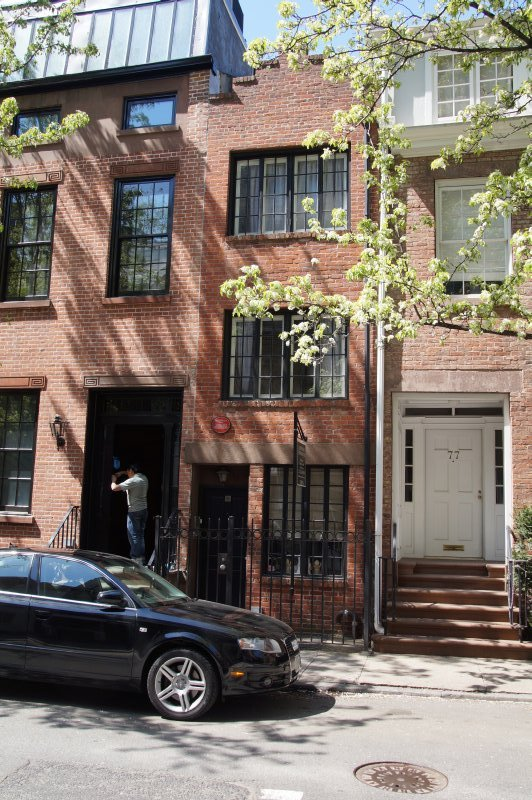 Smallest house in NY - 9 feet wide sold for more than 2.2 million