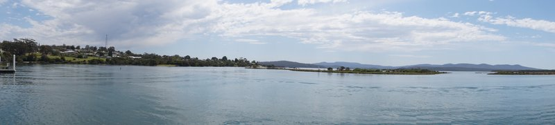 Panorama of Mallacoota Harbour