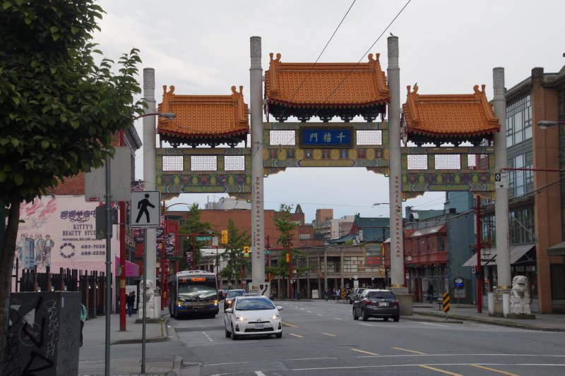 Chinatown, Gastown Vancouver