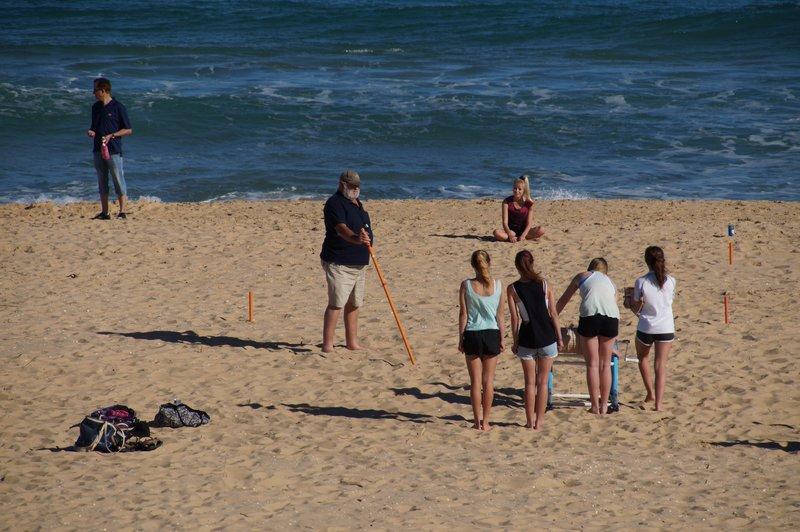 Life Savers on Main Beach