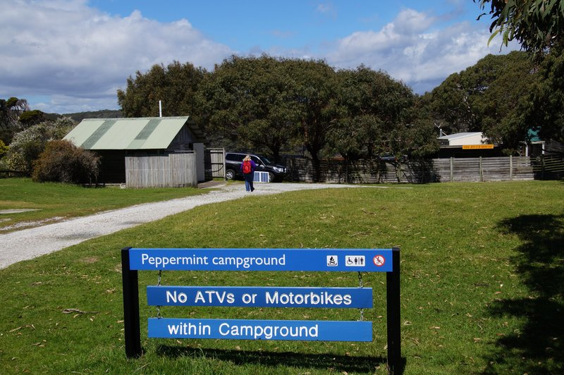 Peppermint Camp Ground, Arthur River