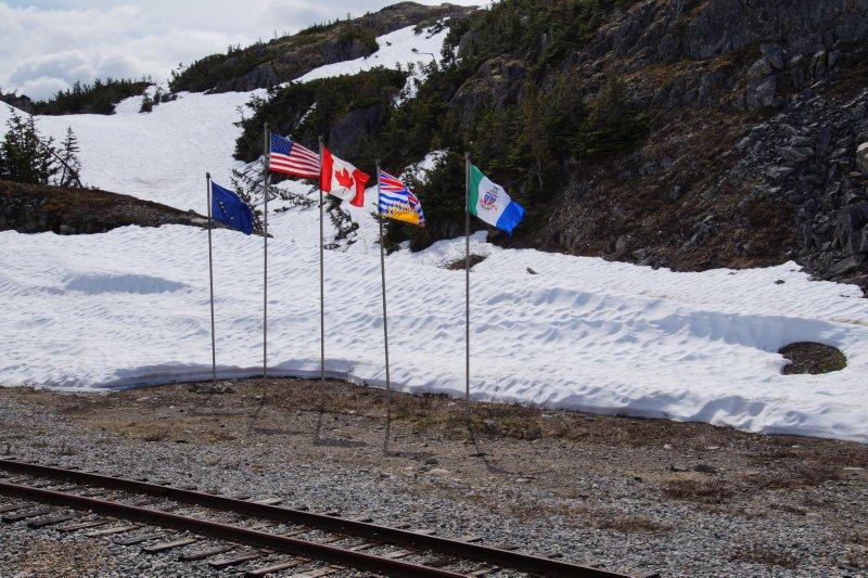 BC Alaska Border