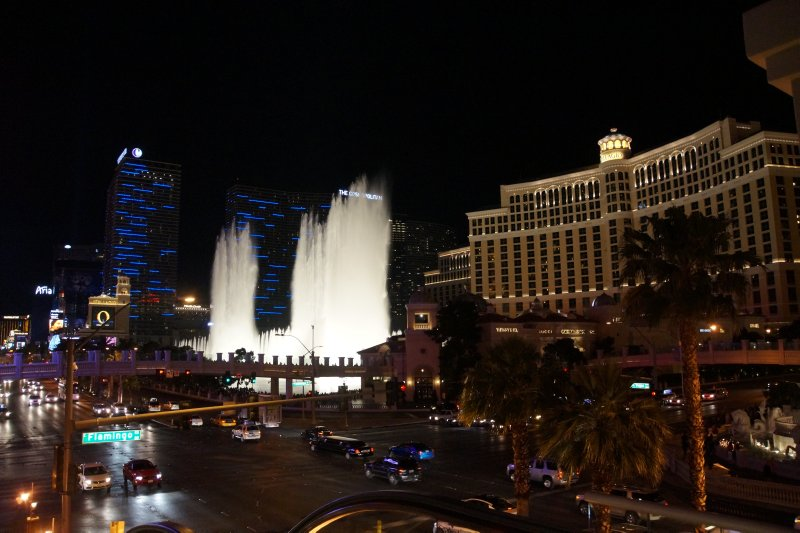 Bellagio,  Las Vegas Boulevard, The Strip 2