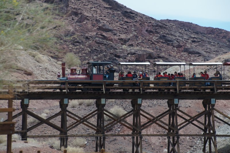 Calico - 1880s mining town 15