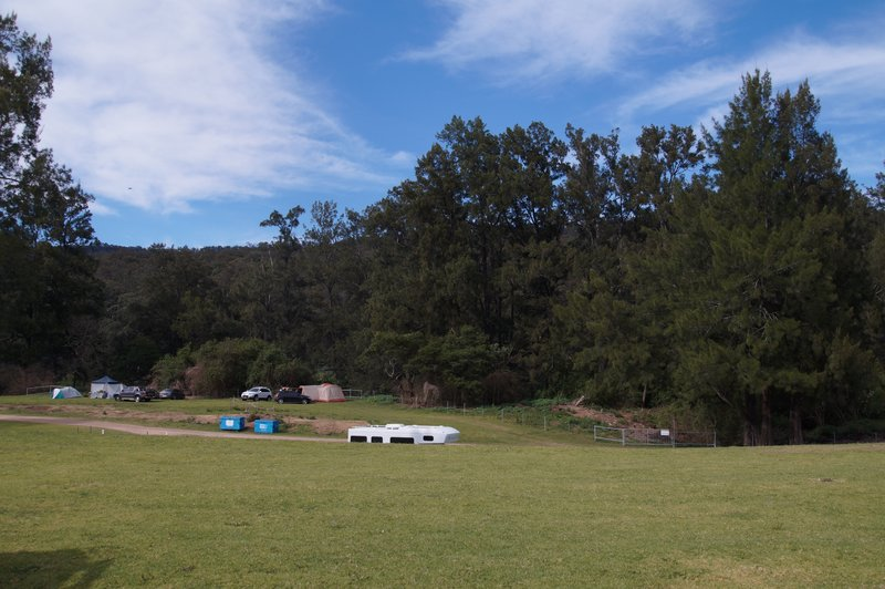 Kangaroo Valley Campground