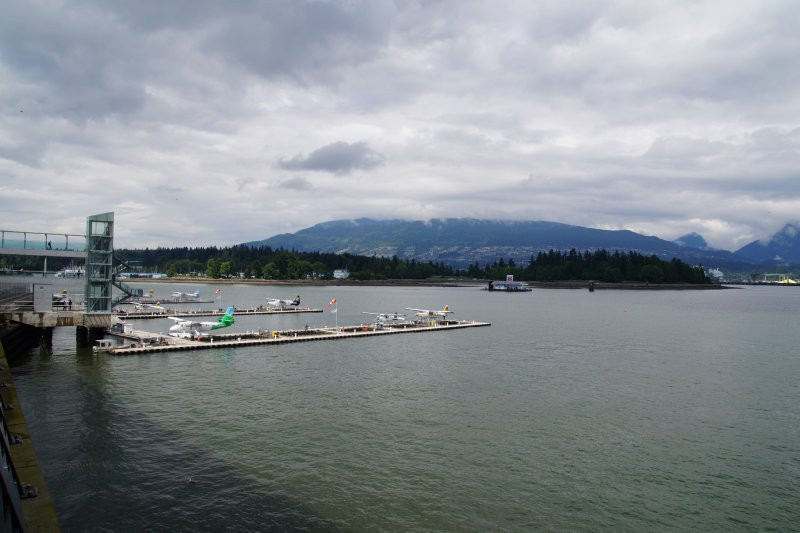 Float Plane Terminal