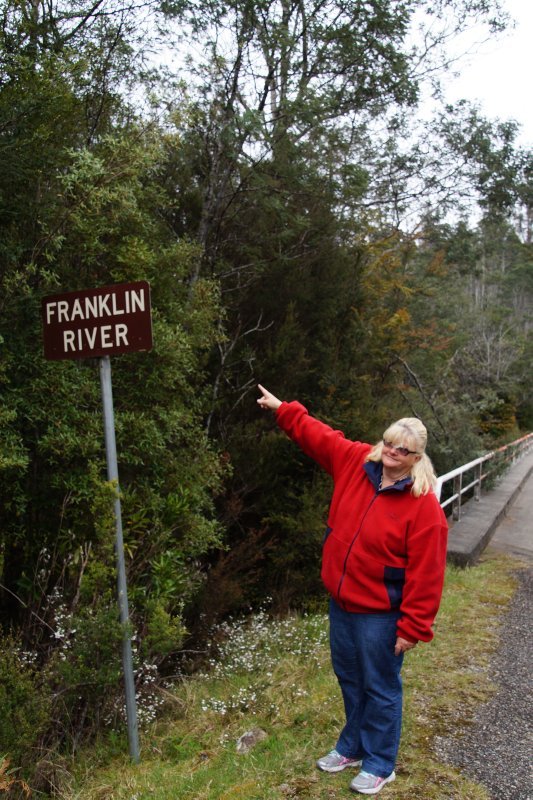 Franklin River, Gordon-Franklin Wild Rivers National Park