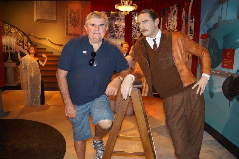 Howard Hughes and David