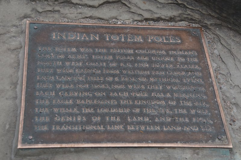 Info on Indian Totem Poles
