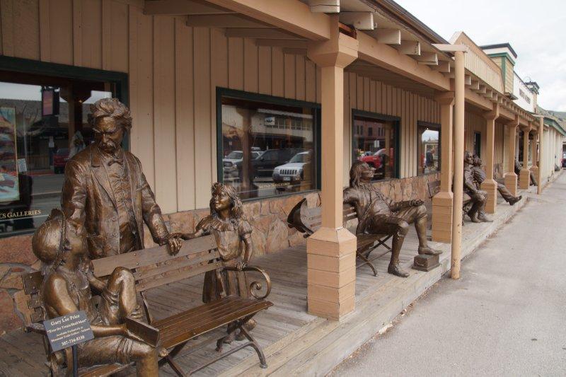 Jackson public artwork