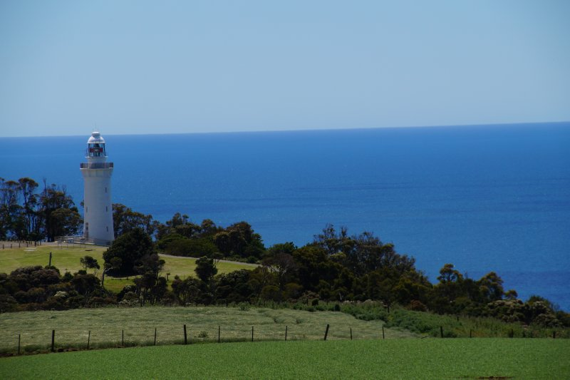Lighthouse at Table Cape