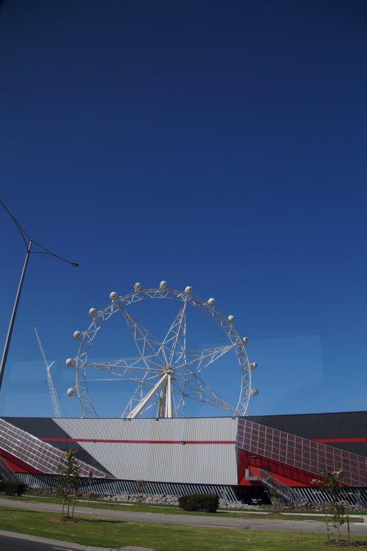 Melbourne Star Ferris Wheel at Docklands