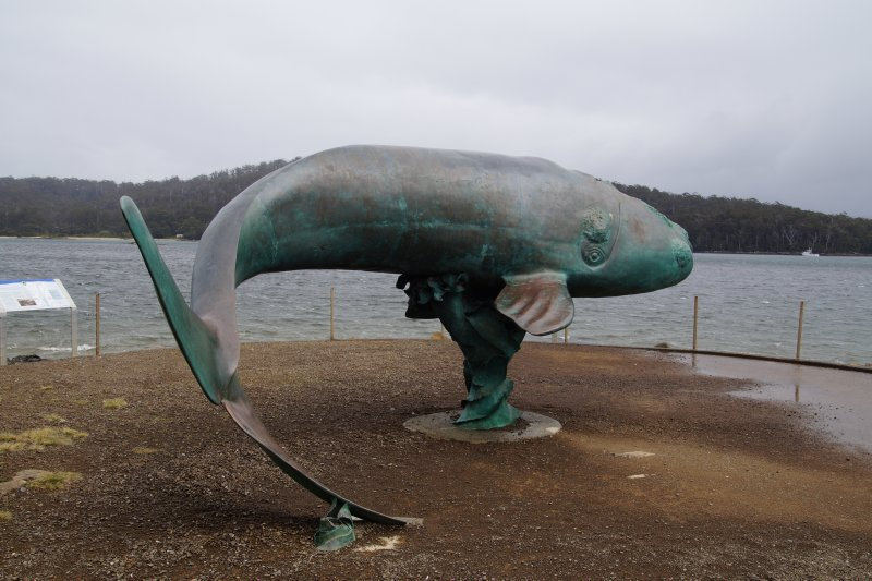 Monument to the Southern Right Whale