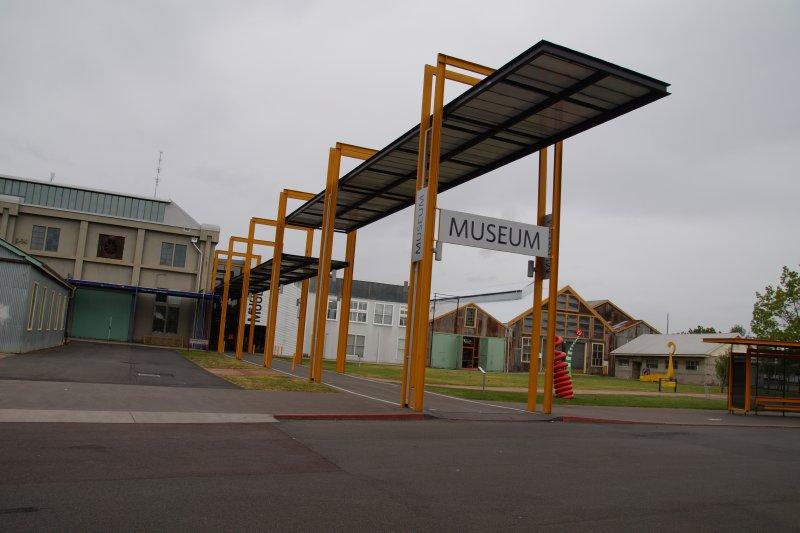 Museum at Inveresk - ex Railway workshops