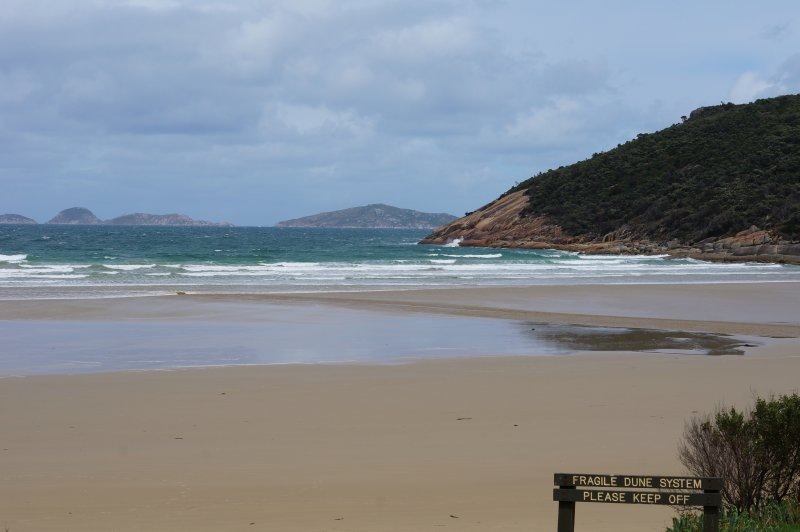 Norman Beach, Tidal River, Wilsons Promontory