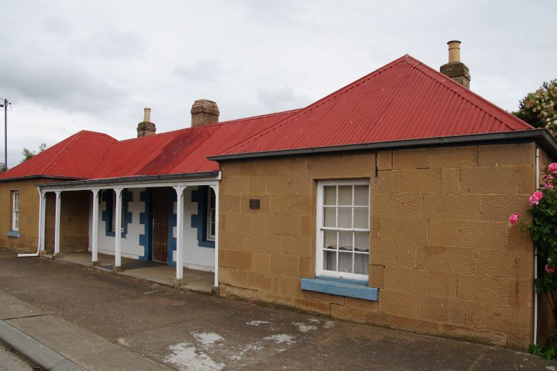 Old Post Office circa 1835, Hamilton