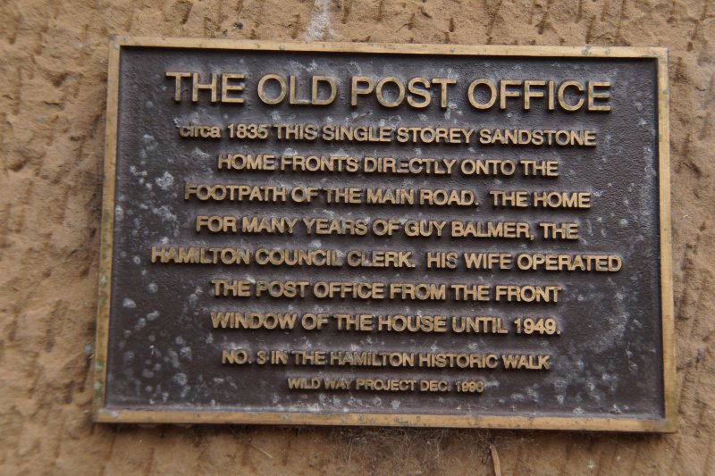 Old Post Office, Hamilton