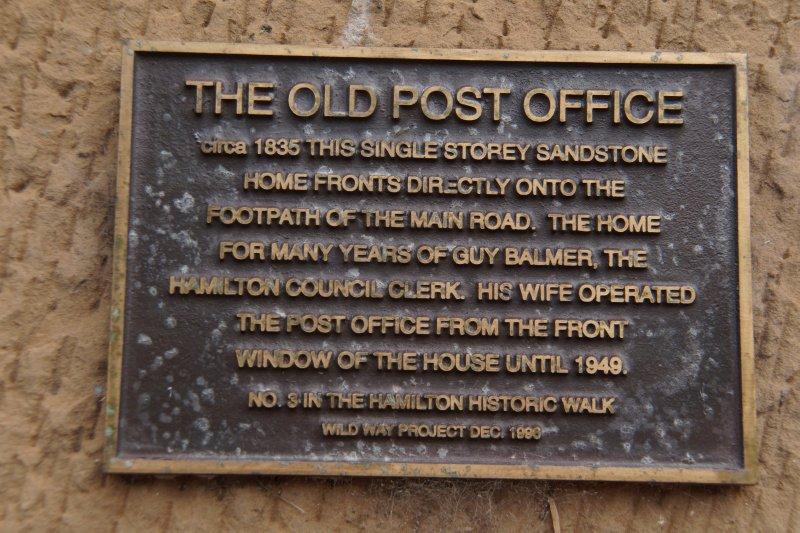 Old Post Office, Hamilton