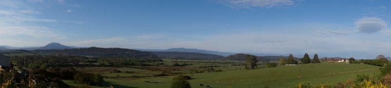 Panorama View near Deloraine