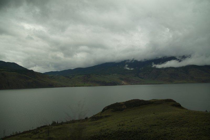 Savona - Kamloops Lake