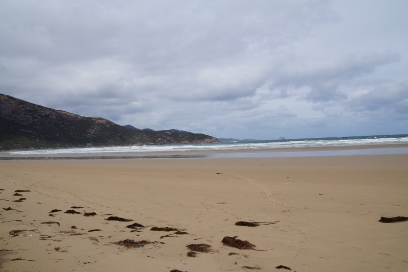 Squeaky Beach, Tidal River, Wilsons Promontory