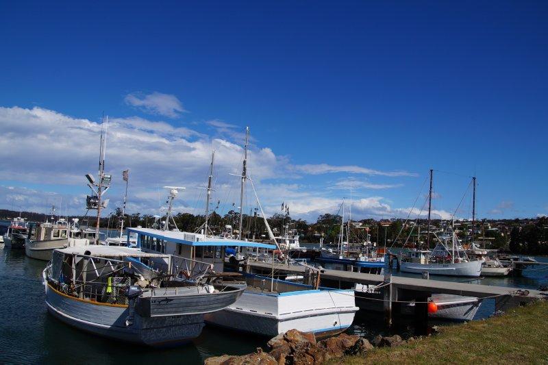 St Helens marina